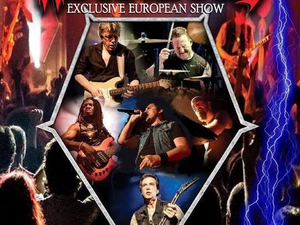 We are thrilled to announce the mighty Warlord for an EXCLUSIVE 2017 EUROPEAN SHOW