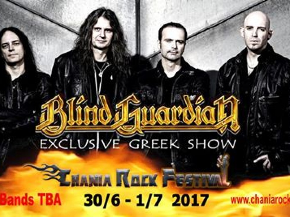 Blind Guardian announced as the first headliners