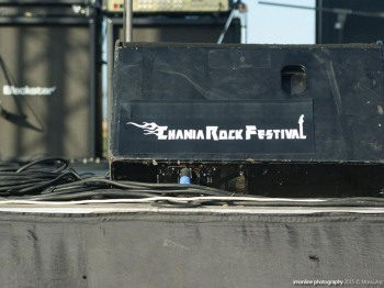 Chania Rock Festival website is updated