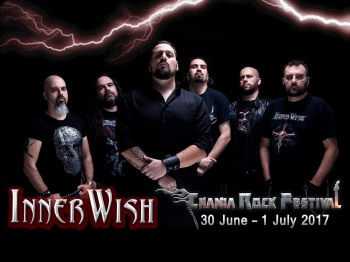 Chania Rock Festival proudly presents InnerWish