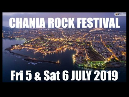 Dates for Chania Rock Festival are released!